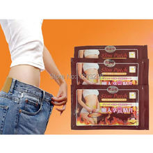 1Bag 10pcs The Third Generation Free Shipping Slimming Navel Stick Slim Patch Weight Loss Burning Fat