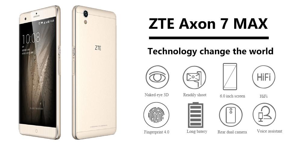 ZTE ANOX 7 MAX
