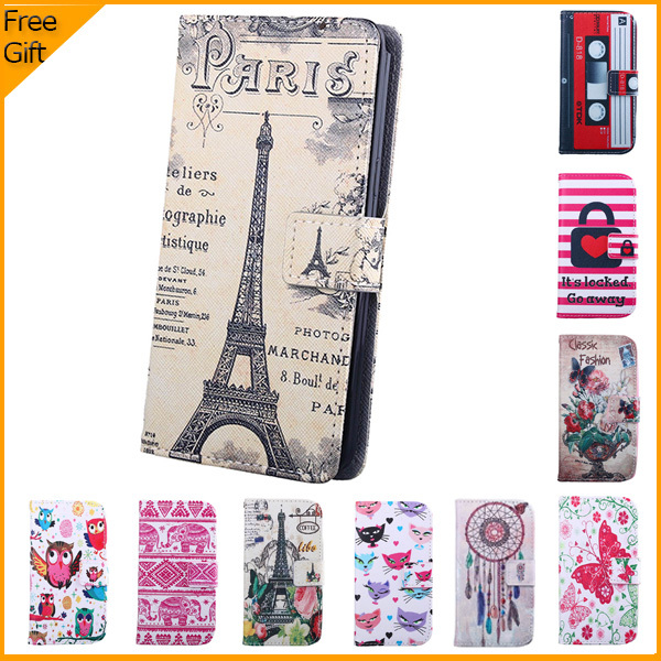New Cartoon Wallet Leather Flip Case Cover for Samsung Galaxy Grand Prime G530 G530h G5308w SM-g530h Cell Phone Cover With Stand(China (Mainland))