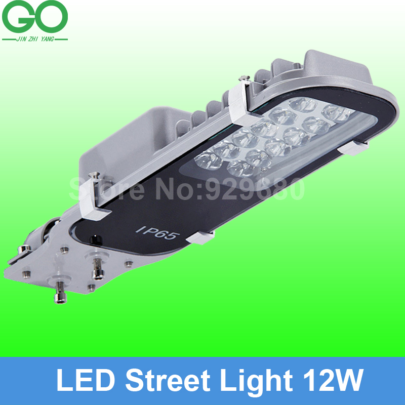 free ship(4pcs) LED Outdoor Light 12w Road Lamp garden lamp IP65 warm cool natural white street light equal 120w halogen lamp(China (Mainland))