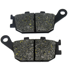 Motorcycle Brake Pads Honda CBF 1000 FA FAA 3 Piston Front Caliper/ABS Model 2010-2015 Rear disk Brakes Parts P11 - Professional motorcycle shop store