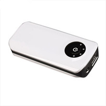 2016 new arrivel ce fcc rohs real power bank 5600mah powerbank with free shipping