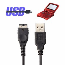 High Quality 1.2M USB Power Charging Charger Cable for Nintendo DS Gameboy Advance GBA SP Cable(China (Mainland))