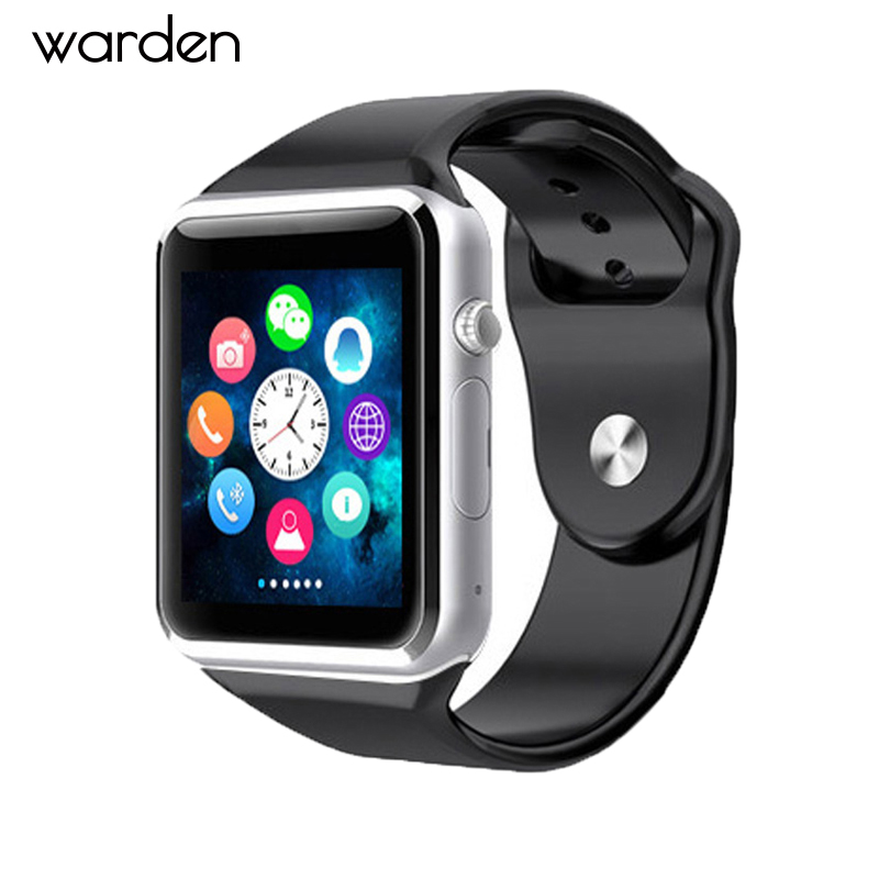 Bluetooth Connectivity Smart Watch Sport Pedometer Men Wristwatch Camera SIM Card HD Touch Smartwatch For IOS Android Smartphone(China (Mainland))