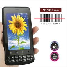 Handheld 2D barcode font b scanner b font portable font b scanner b font qr barcode