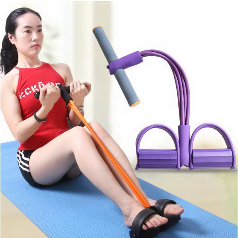 T330104/household Rally fitness equipment /environmental protection elasticity bubble cotton handle/Comfortable rubber/(China (Mainland))