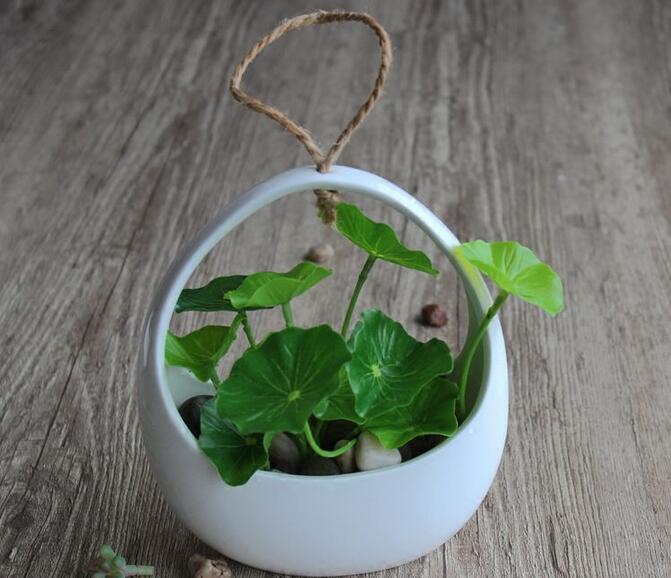 Online Kaufen Großhandel ceramic face flower pot aus China ceramic ...