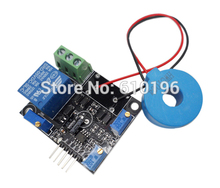 Buy 10PCS/LOT DC 5V Current Detector Sensor Module AC / Short Circuit Detection Max AC 50A Digital Output for $108.00 in AliExpress store