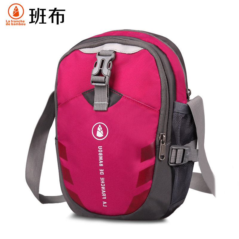 package s casual shoulder bag sports bag female small obliquely across the Oxford textile fashion satchel female(China (Mainland))