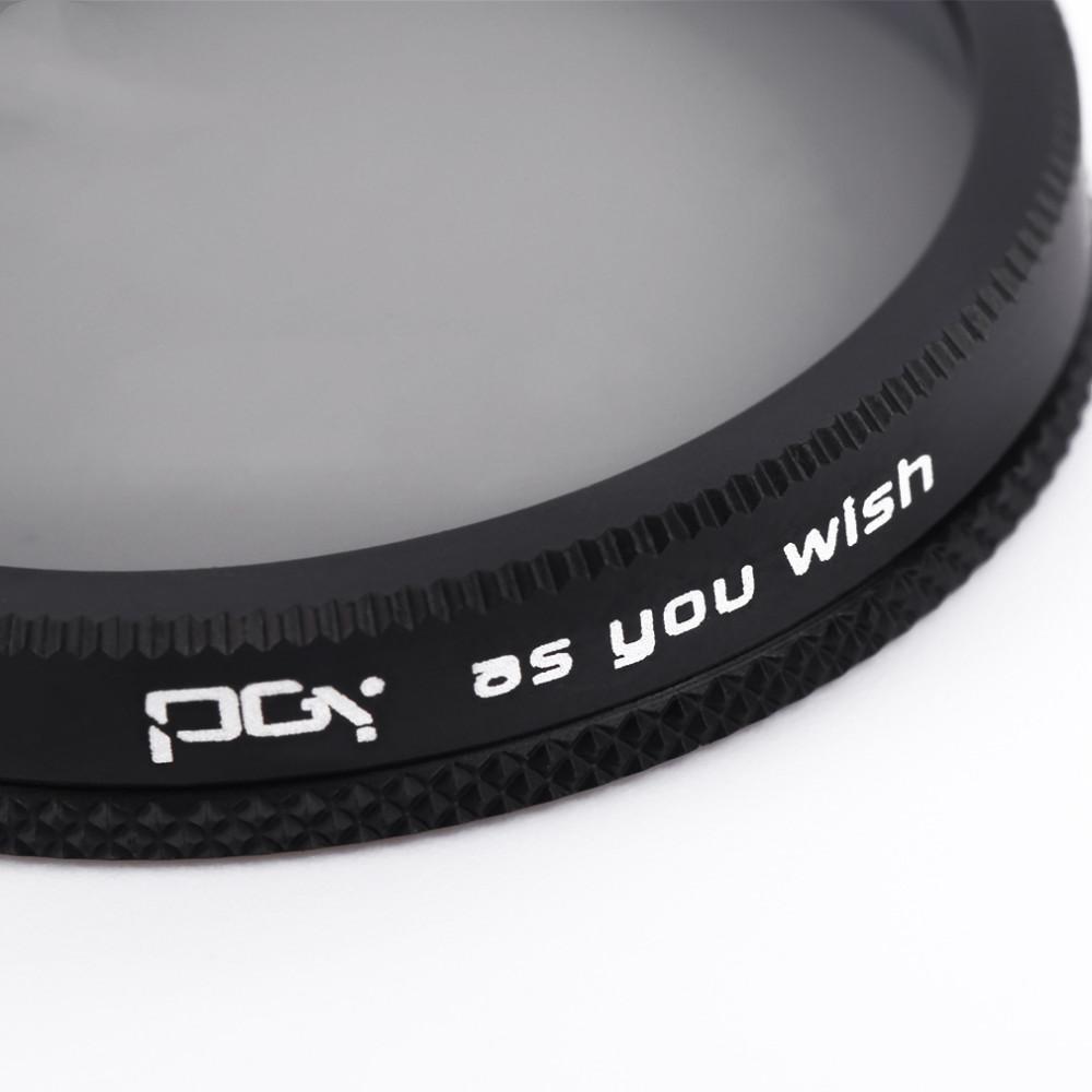 PTZ Control Panel HD Drone Camera MC-UV CPL Lens Filter for DJI inspire1/ osmoX3