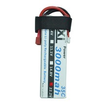 XXL 3000mAh 22.2V 6S 35C Max 70C LiPo Battery Rechargeable for RC Helicopters Remote Control Toys Boats Cars(China (Mainland))