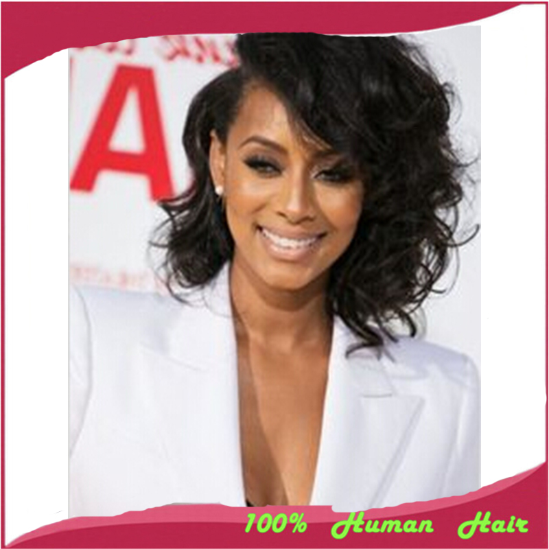 7A Glueless Full Lace Human Hair Wig For Black Women Brazilian Virgin Hair Body Wave Lace Front Wig 10-18inch Glueless Hair Wigs<br><br>Aliexpress