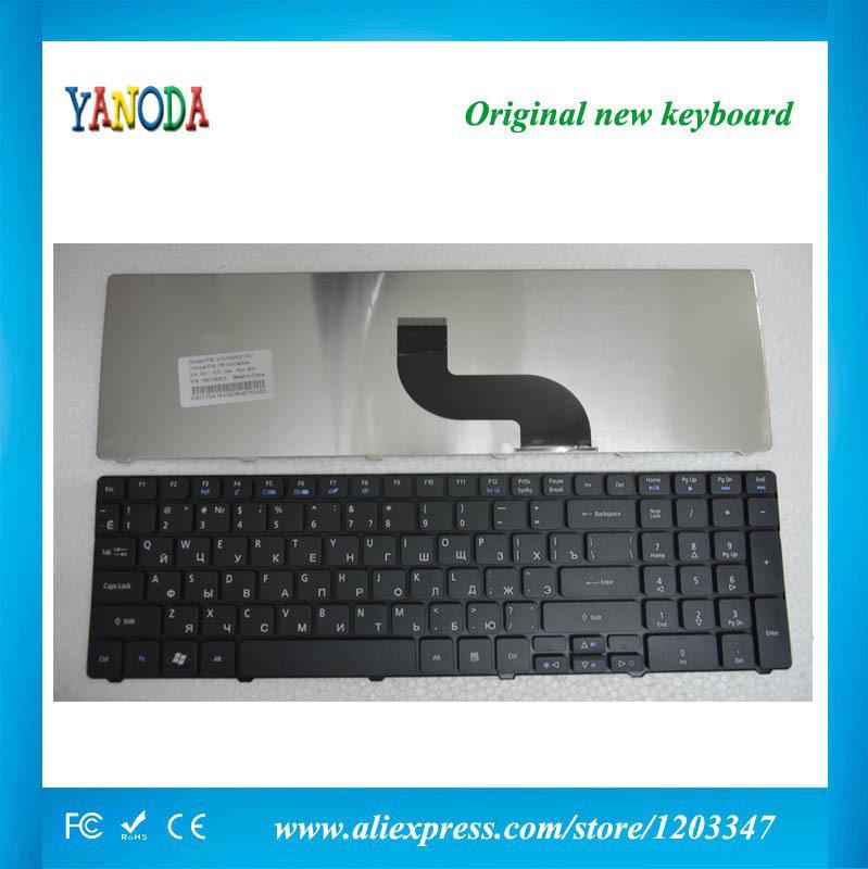 Original Russian RU Keyboard For Acer Aspire 5740 5741 5740G 5740Z 5741G 5742 5742G 5742Z 5742ZG 5745 5745G 5745P 5745PG laptop(China (Mainland))