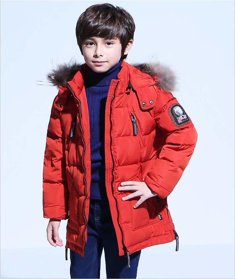 Best Quality Baby Boys Winter Jacket Fashion Kids Coat Jackets For Boys Parka Down Thick Warm Casual Children's Winter Jackets(China (Mainland))