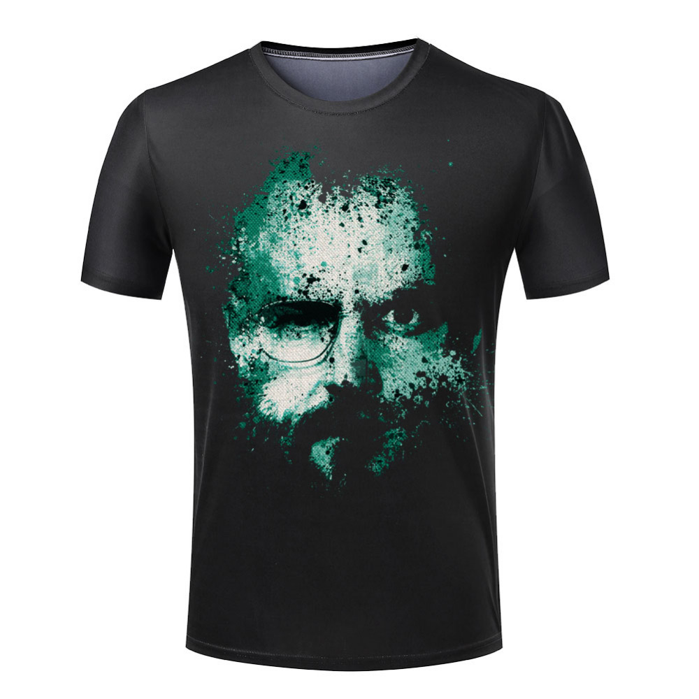 Free shipping 3d t shirt cool men t shirt discount man for Design tee shirts cheap