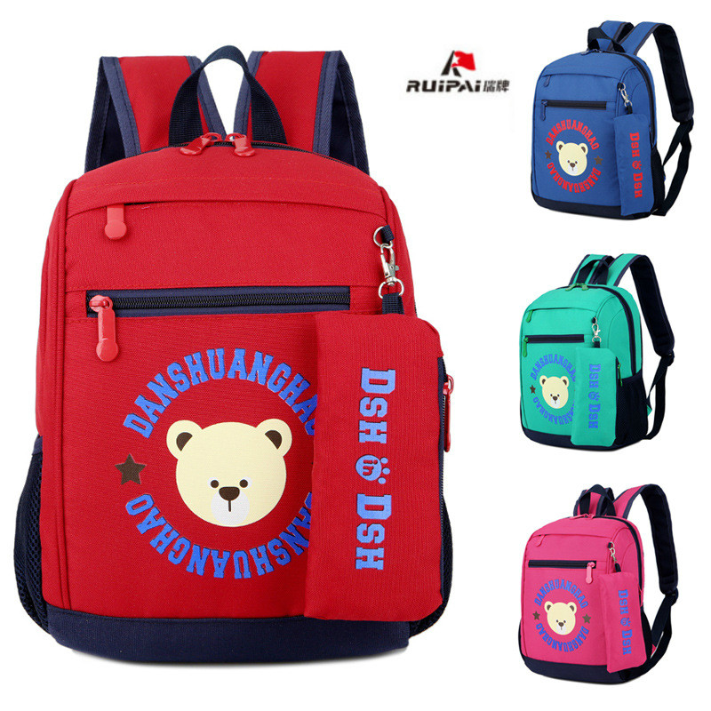 Popular Kids Backpacks Kindergarten School Bag Sets-Buy Cheap Kids ...