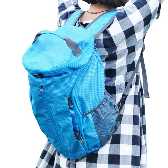 Новый 2015 женщины спортивную сумку свободного покроя спорт водонепроницаемый спортивную ...