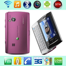 U20 u20i Original Sony Ericsson Xperia X10 mini pro Mobile Phone Unlocked 3G Wifi GPS 5MP Android Smartphone & Pink(China (Mainland))