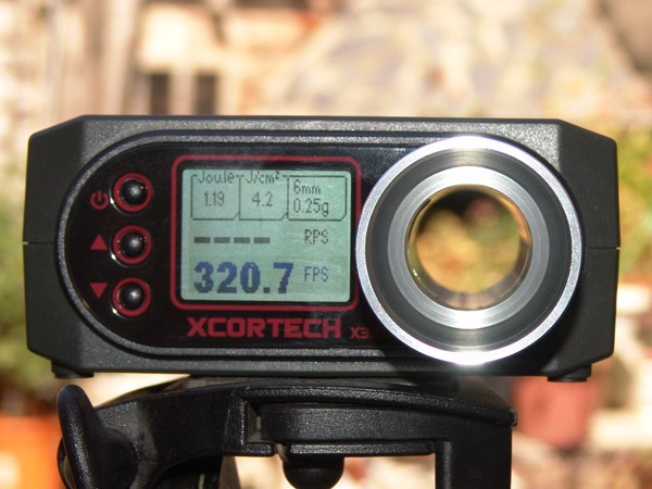 Promotion NEW X3200 High-Power Airsoft Shooting Chronograph Speed Tester CL35-0002<br><br>Aliexpress