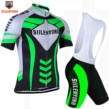 2016 New ! Siilenyond Maillot Bicycle Cycling uniform/Ropa Ciclismo Bike Cycling Shirt MTB Cycling Clothing/Race Cycling Jersey
