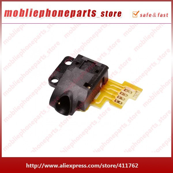 All Original Headphone Jack For iPod Touch 2G Mobilephone Parts Free shipping(China (Mainland))
