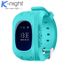 2016 Newest Q50 Smart Children Watch with GPS SOS Bluetooth Smartwatch for Android IOS gps Health Tracker