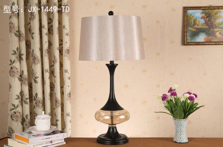 bedside lamp night light lamps creative mediterranean town lighting. Black Bedroom Furniture Sets. Home Design Ideas