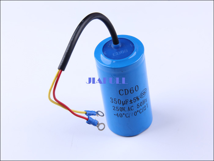 Buy free shipping starting capacitor cd60 for Electric motor starting capacitor