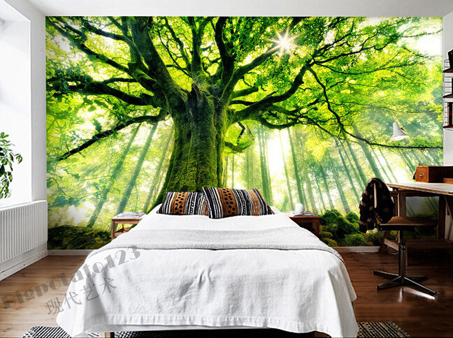 3d Wall Murals For Adults Pictures To Pin On Pinterest