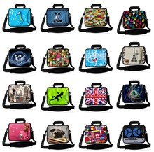 """15"""" Laptop Shoulder Bag Case For Dell Inspiron 15.6"""" Toshiba Satellite ASUS HP(China (Mainland))"""
