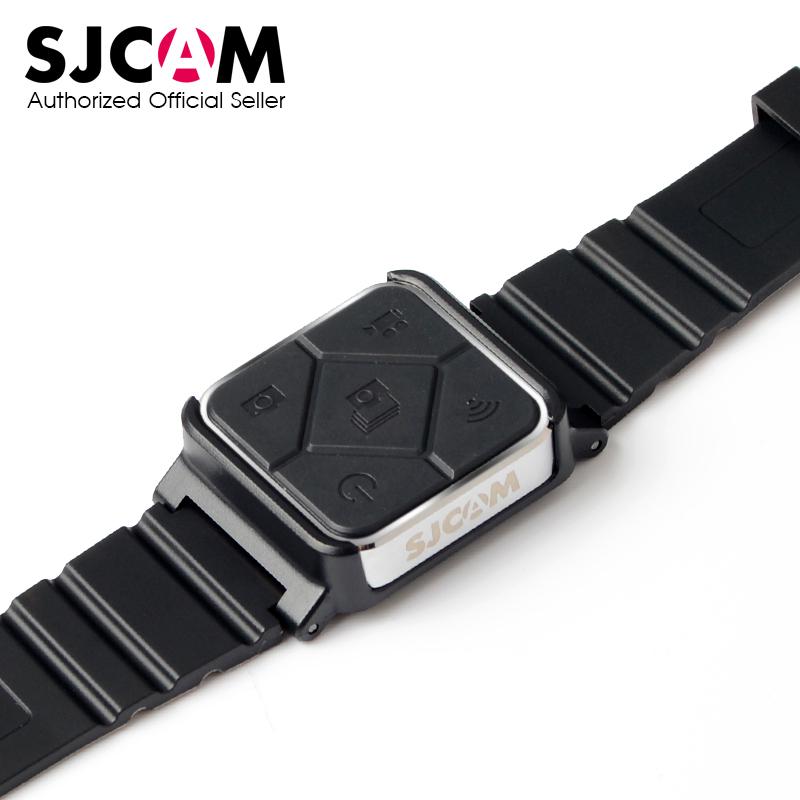 SJCAM Accessories 3M Waterproof Remote Control Watch WiFi Wrist Band for M20 SJ6 Legend SJ7 Star SJ360 Sports Camera SJCAM(China (Mainland))