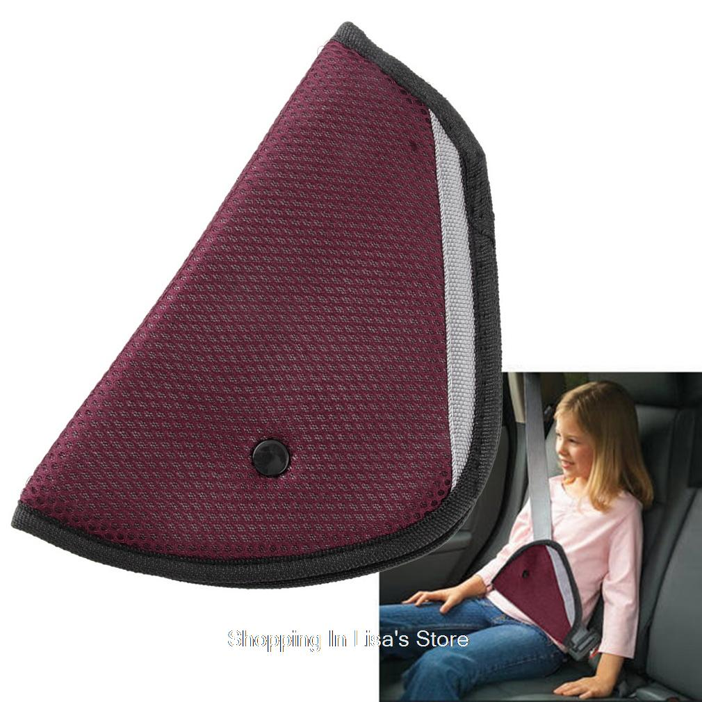 Гаджет  Car Child Safety Cover Shoulder Harness Strap Adjuster Kids Seat Belt Clip Child Resistant Safety Belt Protect FREE SHIPPING None Автомобили и Мотоциклы