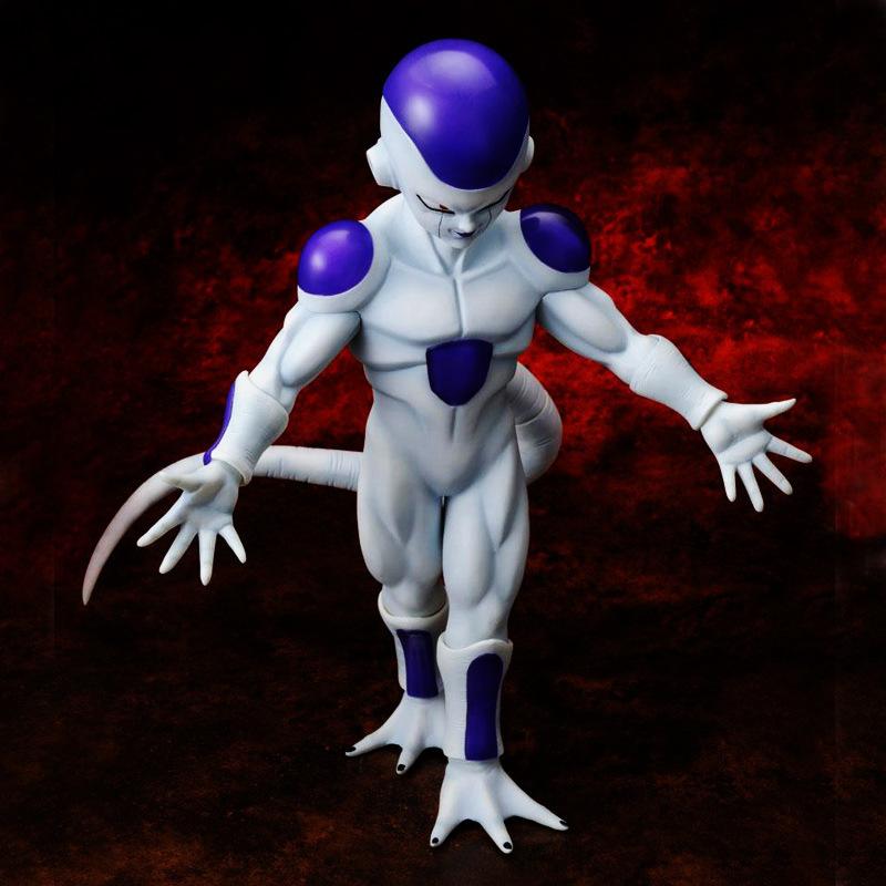 Anime Dragon Ball Z toys Freeza Edition PVC Collectible DragonBall Z Action Figures Collection Model brinquedo menino Dolls dbz()