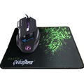 5500 DPI 7 Button Mouse Gamer Gaming Multi Color LED Optical USB Wired Gaming Mouse Razer