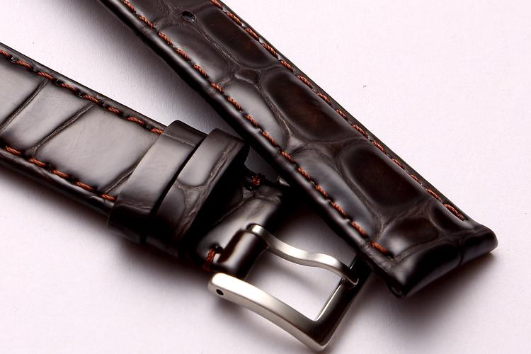Maikes новое натуральная кожа ремешок 18 мм 19 мм 20 мм 22 мм прочной нержавеющей стали пряжка часы для Longines