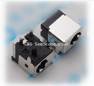 15pcs 1.65mm Laptop DC jack connector,Power Socket for laptop female socket(China (Mainland))