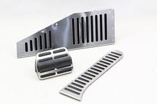 3 шт./компл. автомобиля тормозного топлива педали для GOLF6 GTi правой авто аксессуары по