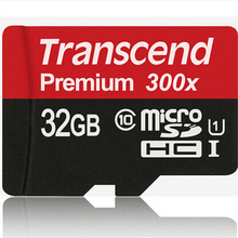Original Genuine High speed 45MB/s Transcend Micron sd card SDHC Class10 UHS-I 300x memory card transcend tf card 16gb 32gb
