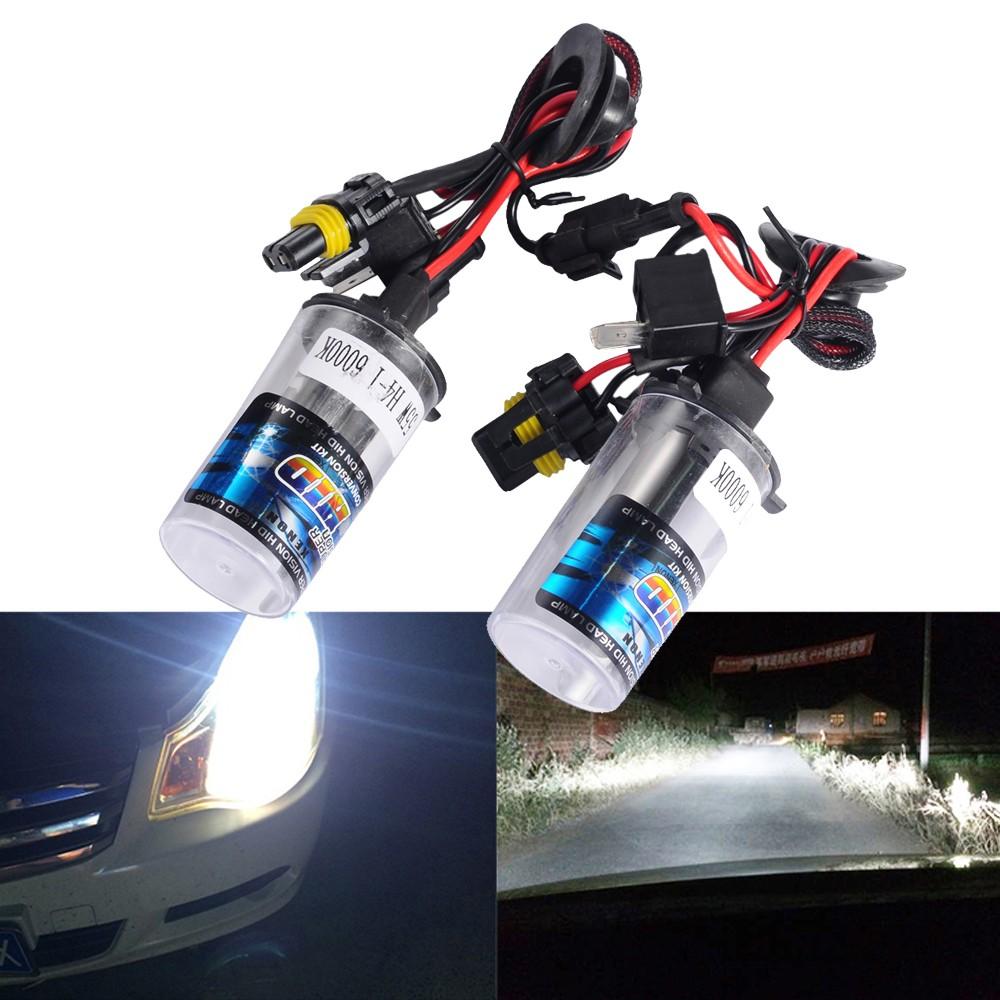 2Pcs H4 12V 55W Car Xenon HID Headlight Bulb hid xenon h4 Lamp Truck HeadLight Replacement 3000K,4300K,5000K,6000K,8000K.10000K<br><br>Aliexpress
