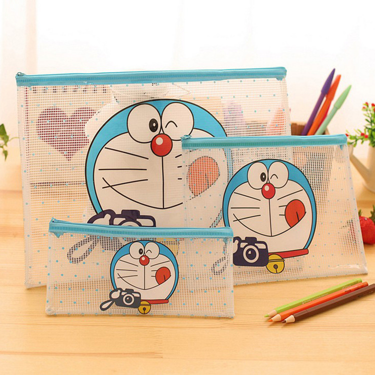 Waterproof Presentation Folder Cute Mini File Bag Document Bag Manila Folder Stationery Filing Products School Office Supplies(China (Mainland))