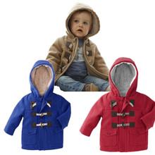 on sale!! 2016 baby Boys Children outerwear coat Fashion kids jackets for Boy girls Winter jacket Warm hooded children clothing