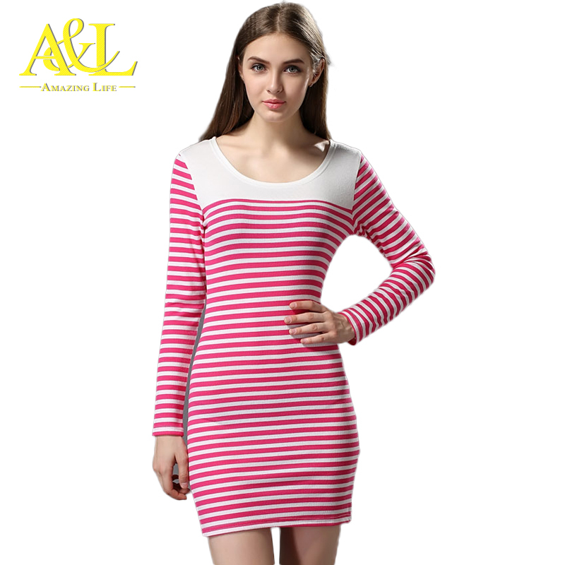 plus size cotton t shirt dresses