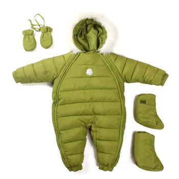 Зима марка младенцы вниз ползунки снег младенческой мальчик и девочка спецодежда комбинезон малыша snowsuit комбинезон парка пальто куртка