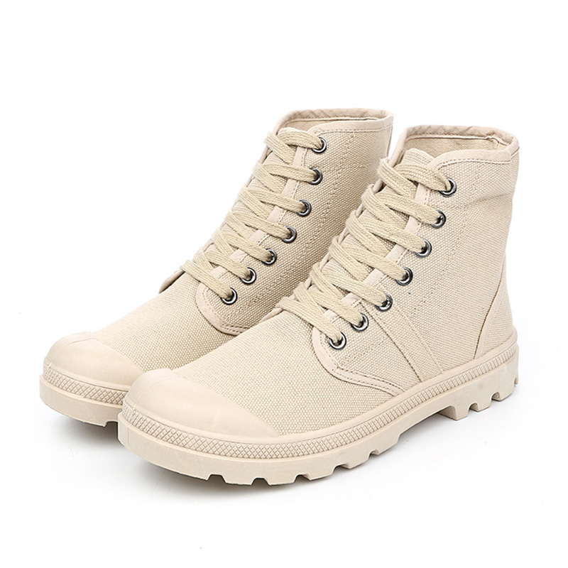 New Arrival Men Woman Boot Solid Fashion Outdoor Boots Casual Canvas Shoes Women Men Couples Shoes Big Size shoes for woman men(China (Mainland))