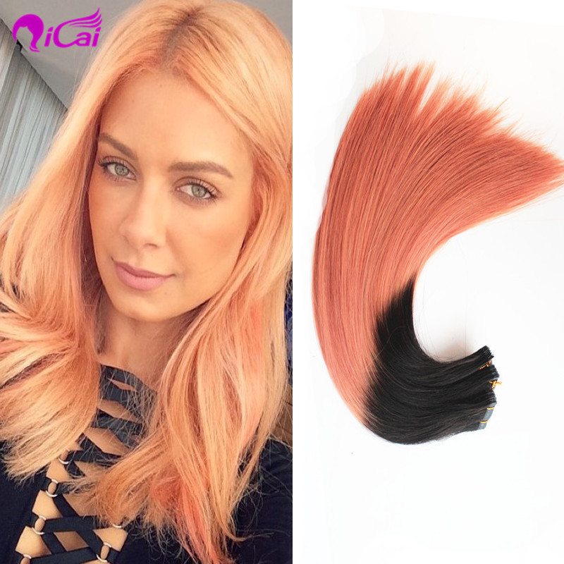 popular peach hair extensionsbuy cheap peach hair