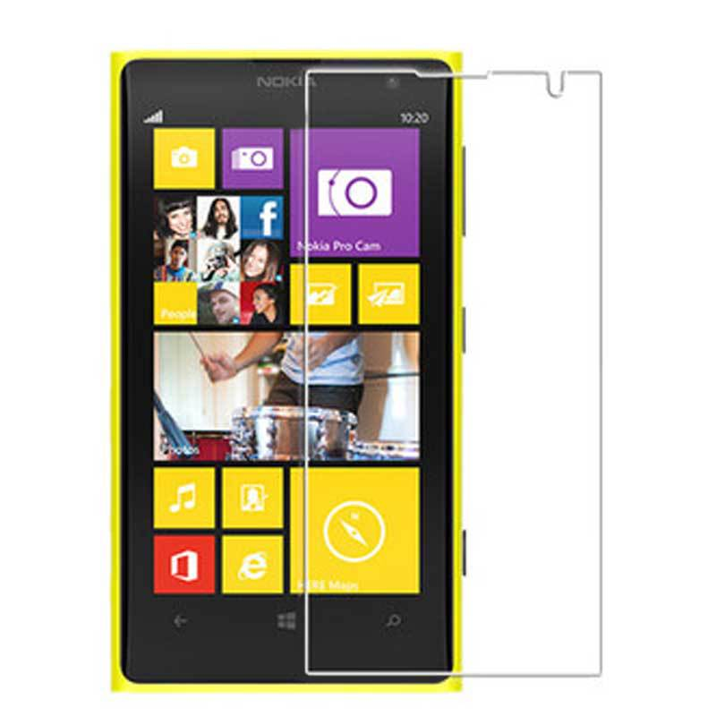 High-Explosive tempered glass screen protector applies to the For Nokia Lumia 1020 zoom proof membrane cell phone screen film(China (Mainland))
