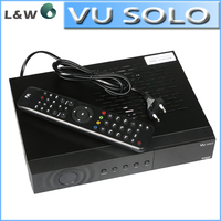 Free Shipping the Vu Solo  Newest Version VU+Solo PVR Linux Smart Single Tuner Digital DVB-S2 HD Digital satellite Receiver