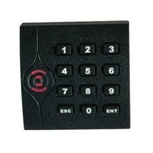 Buy Free DHL,rfid keypad IC reader,13.56M, Wiegand26/34 Reader,Reader-waterproof,sn: KR202M min:20pcs for $480.00 in AliExpress store