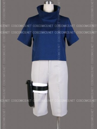 Free shipping Cheap Naruto Sasuke Uchiha Kids Cosplay Costume Anime Clothing Christmas