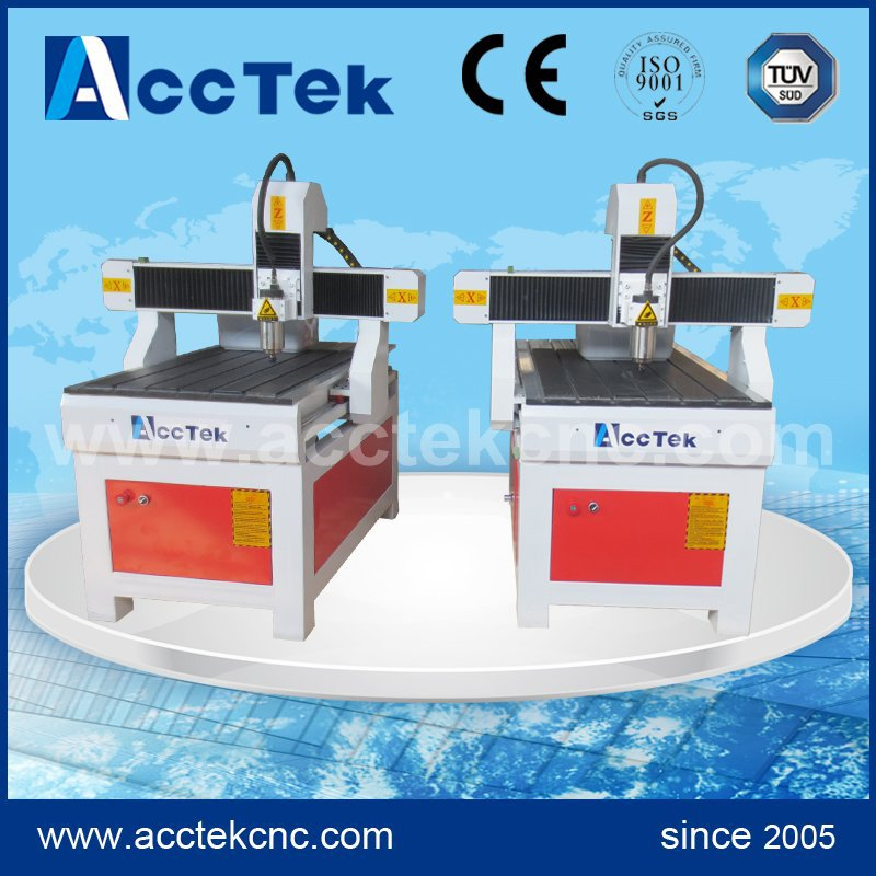 cnc wood lathe / cnc router 6090 with high speed(China (Mainland))